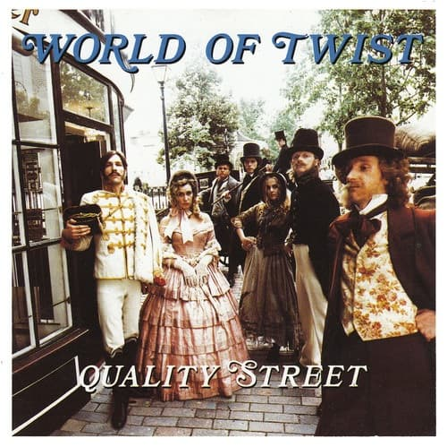 Buy Online World Of Twist - World Of Twist - Quality Street - Expanded Edition