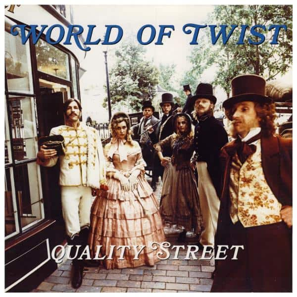 Buy Online World Of Twist - World Of Twist - Quality Street