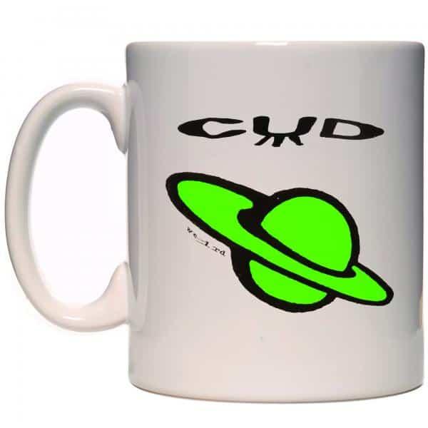 Buy Online Cud - Cud - Planet Mug