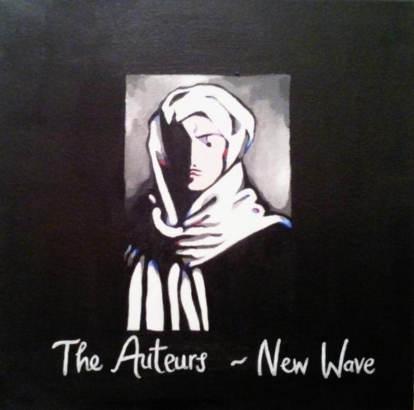 Buy Online The Auteurs - New Wave Art Print