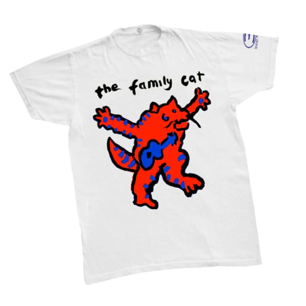 Buy Online The Family Cat - The Family Cat - Cat t-shirt