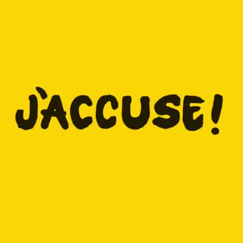 Buy Online Jack Adaptor - Jack Adaptor - J'Accuse (Signed LP)