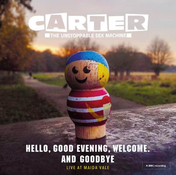 Buy Online Carter USM - Hello, Good Evening, Welcome. And Goodbye