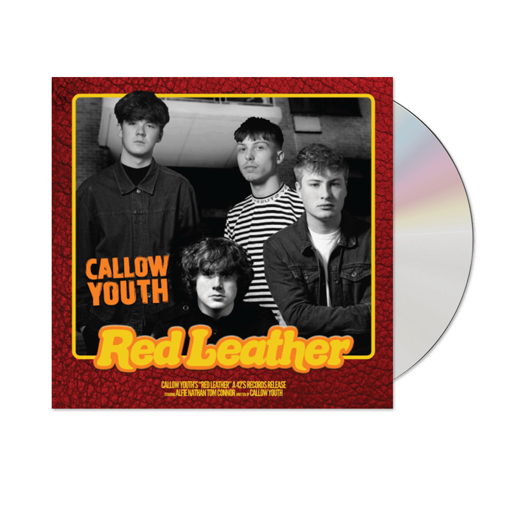 Buy Online Callow Youth - Red Leather Limited Edition (Signed)