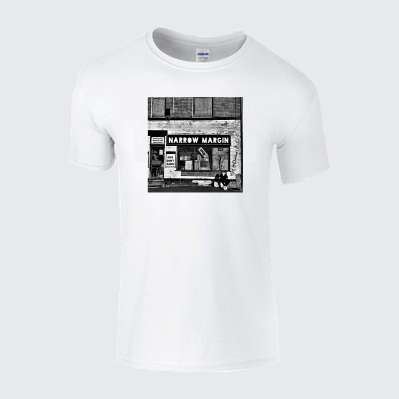 Buy Online Narrow Margin - Alternate Album T-Shirt