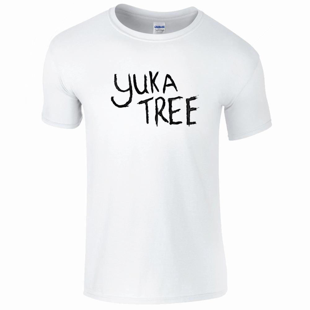 Buy Online Yuka Tree - Logo T-Shirt