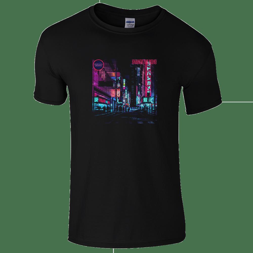 Buy Online Reclaim Vienna - Change The Echo T-Shirt