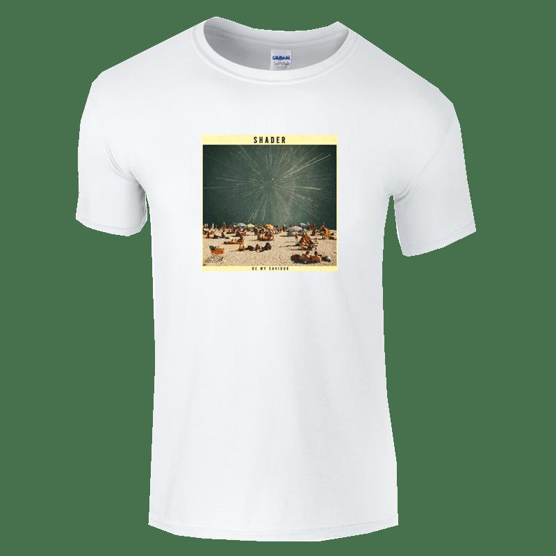 Buy Online Shader - Be My Saviour T-Shirt