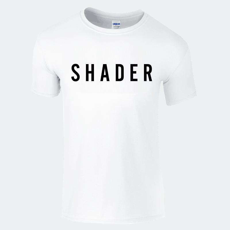 Buy Online Shader - Logo T-Shirt