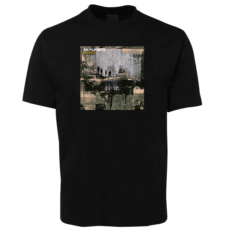 Buy Online Skylights - Enemies T-Shirt