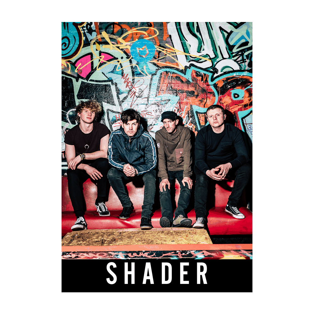 Buy Online Shader - A2 Poster