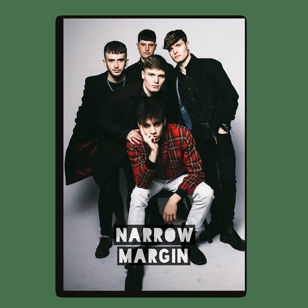 Buy Online Narrow Margin - Narrow Margin A2 Poster