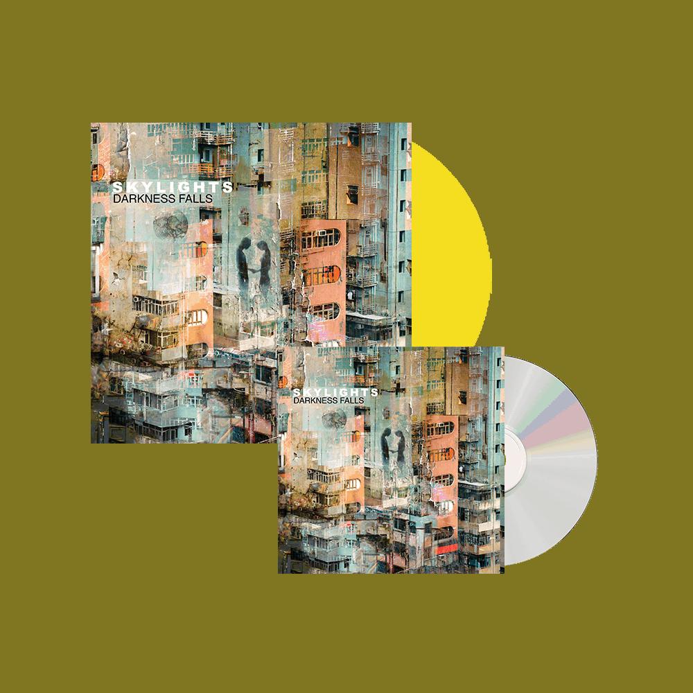Buy Online Skylights - Darkness Falls CD + Vinyl Bundle