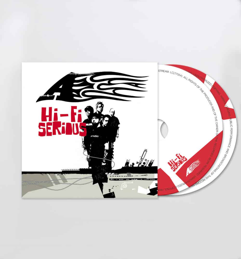 Buy Online A - Hi-Fi Serious - CD