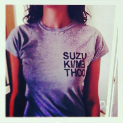 Buy Online Suzuki Method - Suzuki Method Logo Ladies T-Shirt