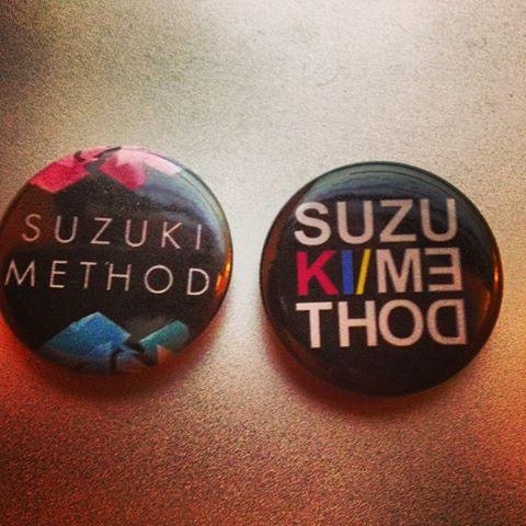 Buy Online Suzuki Method - Suzuki Method Badge Set