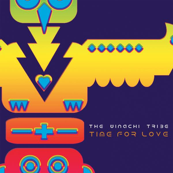 Buy Online The Winachi Tribe - Time For Love CD EP (Special Edition, Feat. Julie E Gordon)