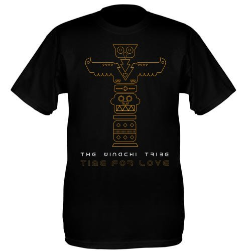 Buy Online The Winachi Tribe - The Winachi Tribe T shirt