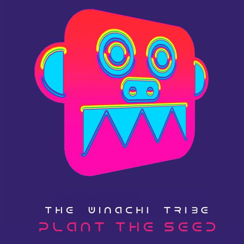 Buy Online The Winachi Tribe - Plant The Seed (Feat Danny Saber Remix) Ltd Edition CD