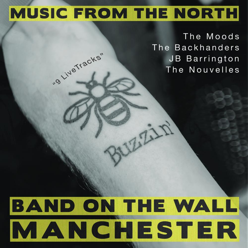Buy Online The Moods, JB. Barrington,The Backhanders, The Nouvelles - Music From The North - Live @ Band on The Wall CD Album