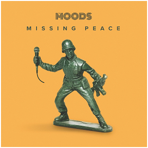 Missing Peace Green Vinyl LP (Ltd Edition)