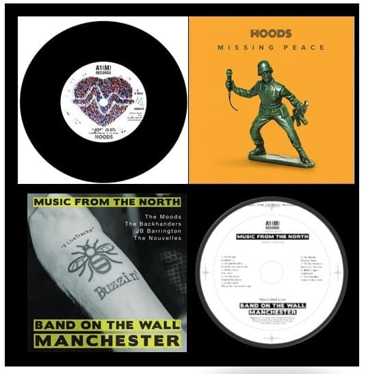 Buy Online A1M Records - Missing Peace CD, Joy 7 inch Vinyl & Music from the North Bundle
