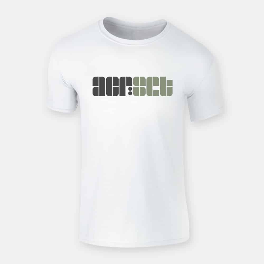 Buy Online A Certain Ratio - ACR:SET T-Shirt