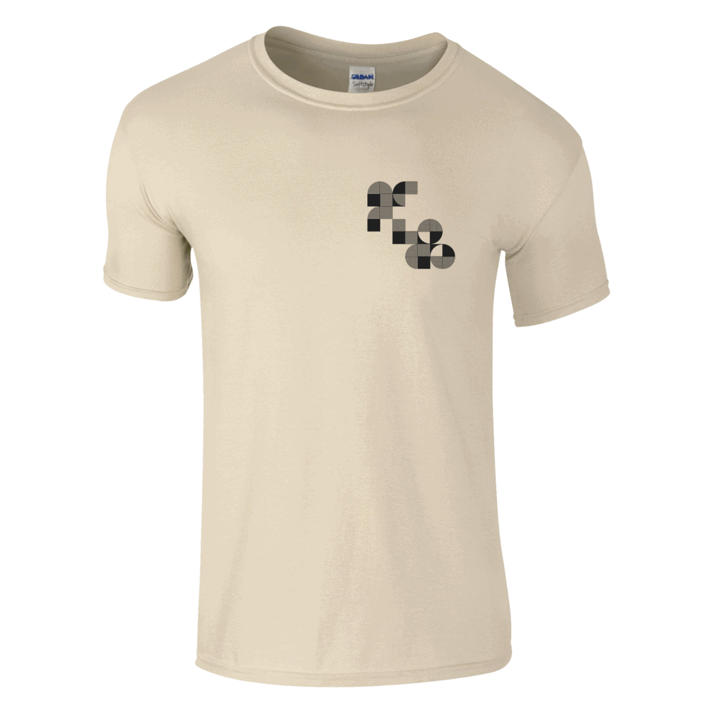 Buy Online A Certain Ratio - ACR Loco Breast Natural T-Shirt