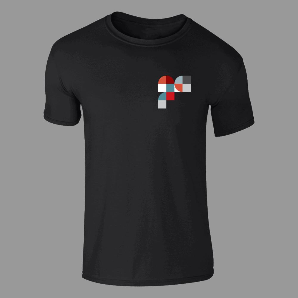 Buy Online A Certain Ratio - ACR Loco Colour Black T-Shirt