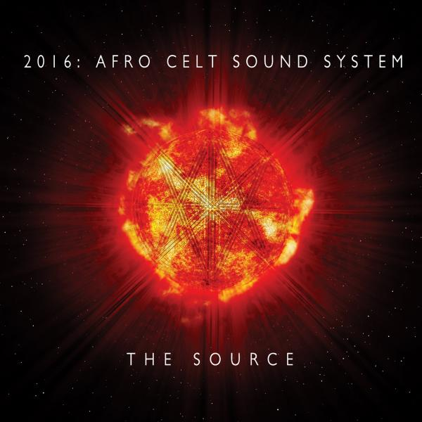 Buy Online Afro Celt Sound System - The Source + USB (Signed)