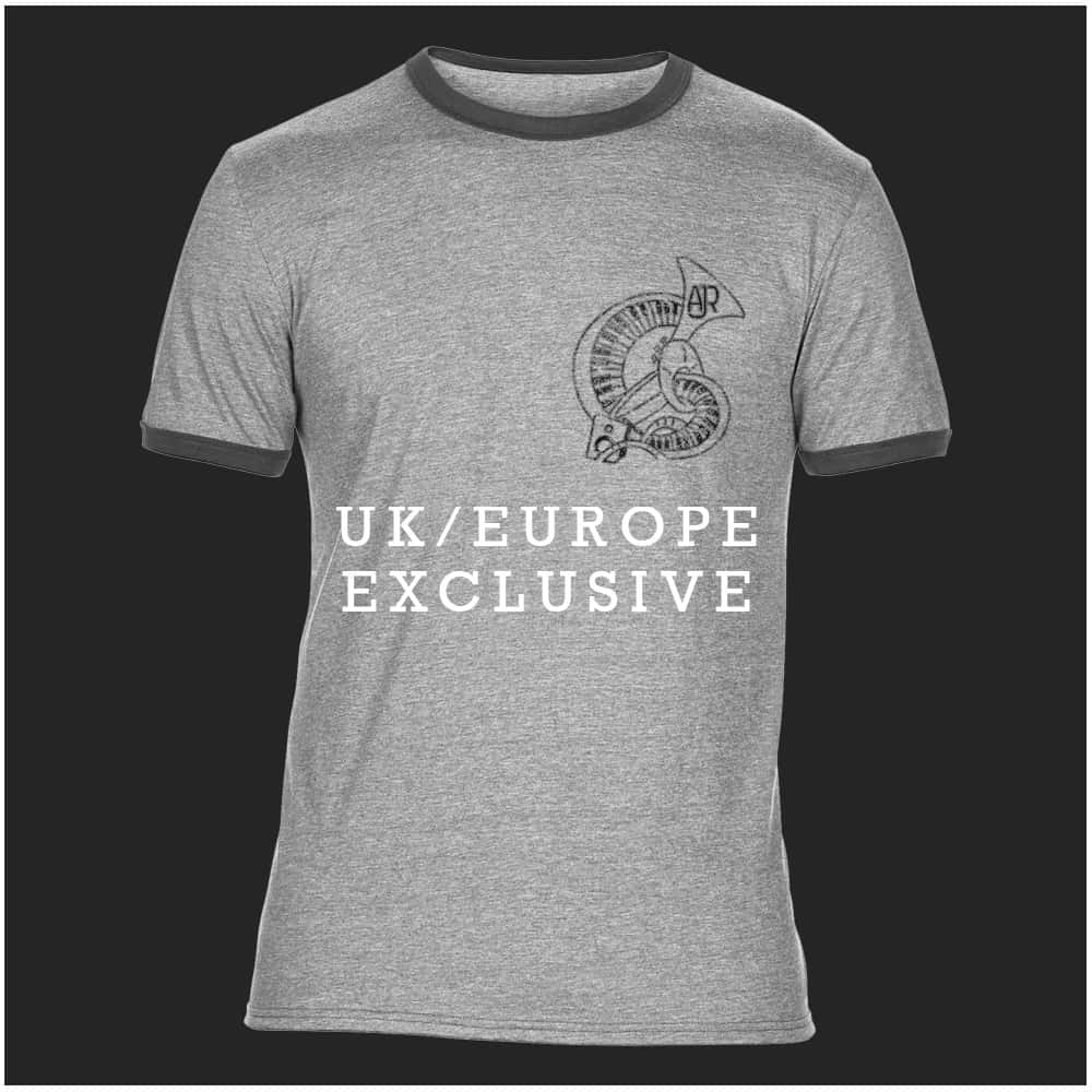 Buy Online AJR - Grey Unisex T-Shirt