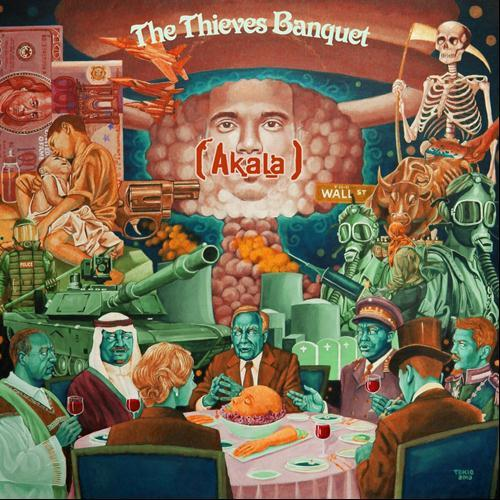 Buy Online Akala - The Thieves Banquet CD Album