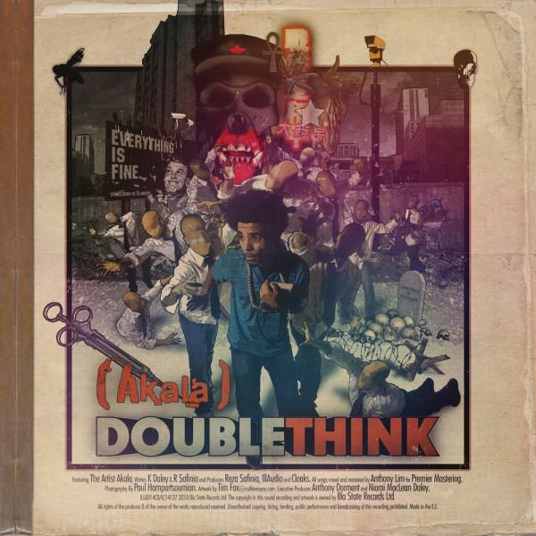 Buy Online Akala - Doublethink CD Album