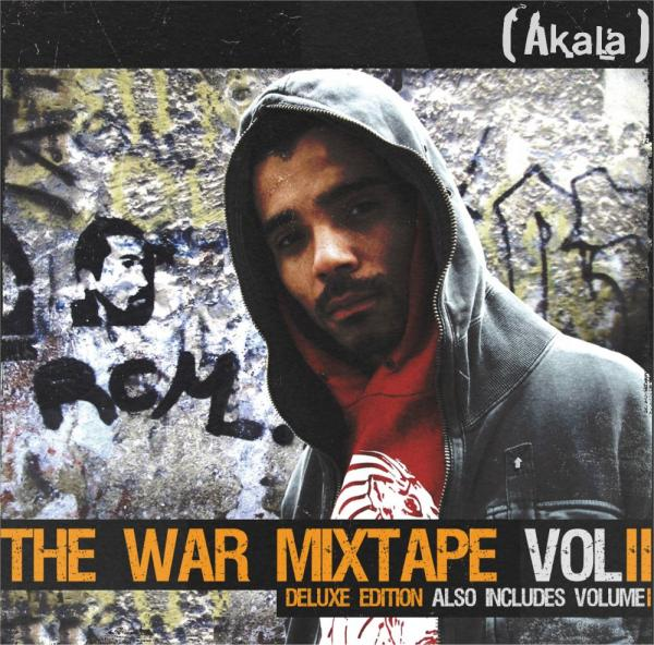 Buy Online Akala - The War Mixtape Volume II Deluxe Edition CD Album