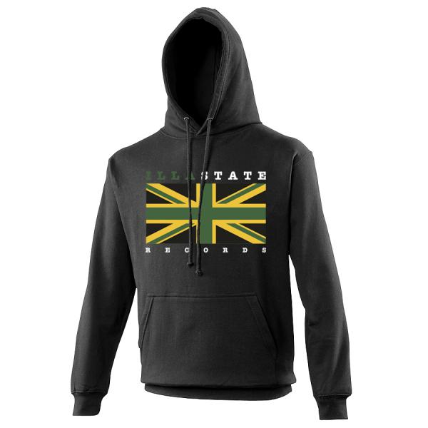 Buy Online Akala - Black Illa State Records Hoody