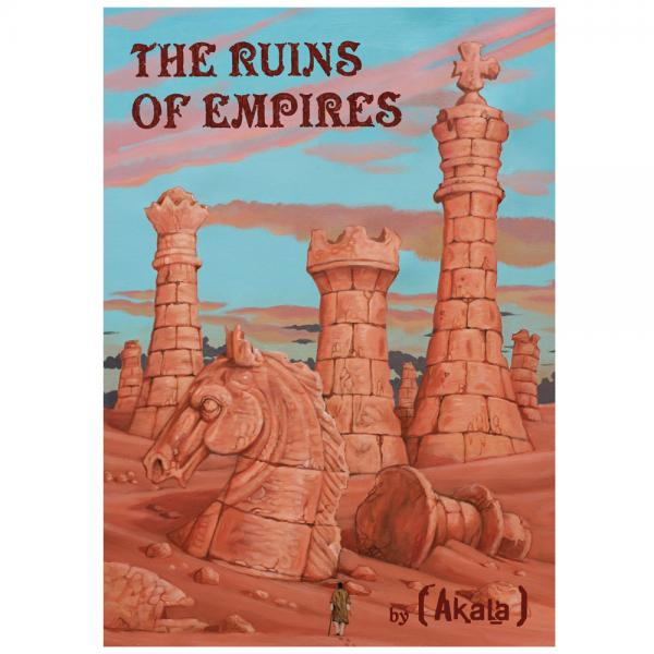Buy Online Akala - The Ruins Of Empires Graphic Novel