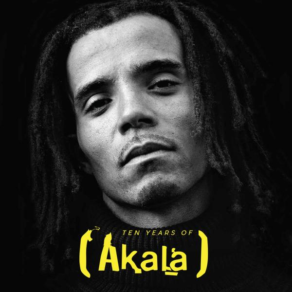 Buy Online Akala - 10 Years Of Akala Lyric Book & Photo Diary