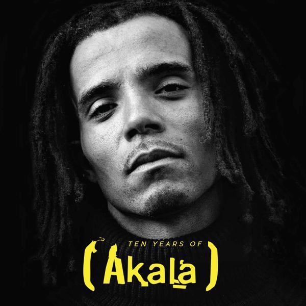 Buy Online Akala - 10 Years Of Akala Triple Vinyl + Lyric Book & Photo Diary
