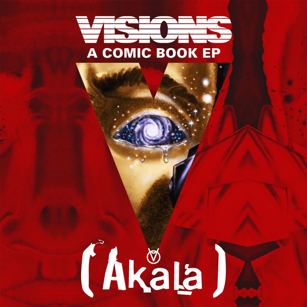 Buy Online Akala - Visions: A Comic Book EP