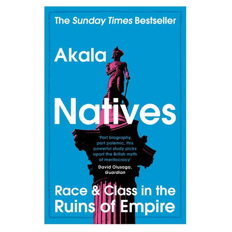 Buy Online Akala - Natives Paperback Book