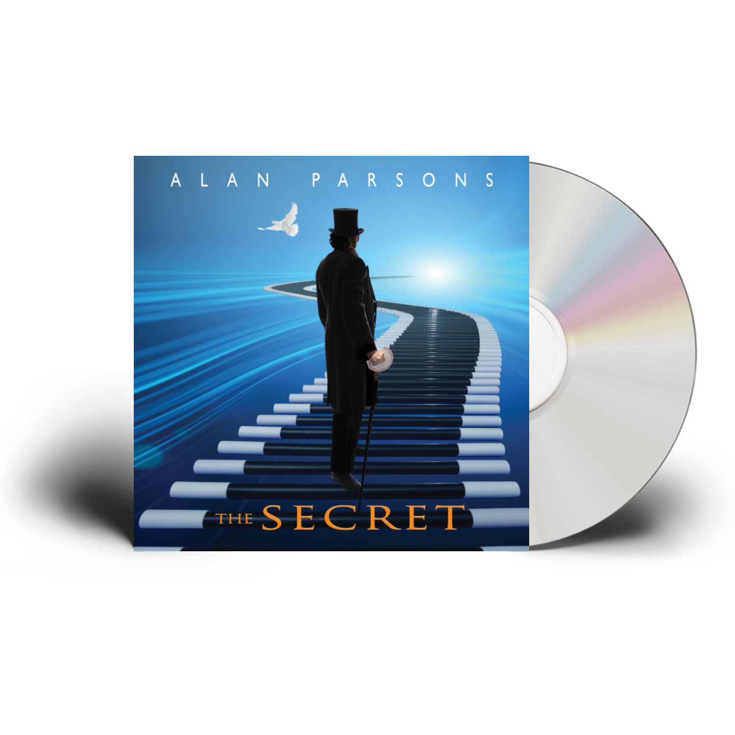 Buy Online Alan Parsons - The Secret
