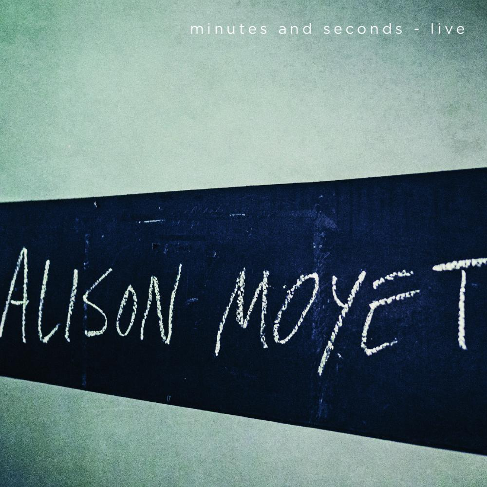 Buy Online Alison Moyet - Minutes And Seconds - Live