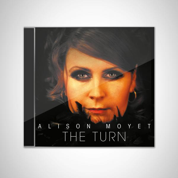 Buy Online Alison Moyet - The Turn - Deluxe Edition (Signed CD)