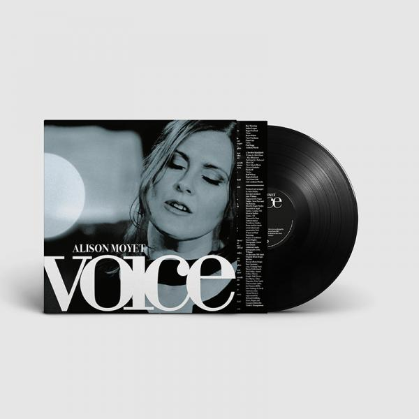 Buy Online Alison Moyet - Voice (LP) (Signed)