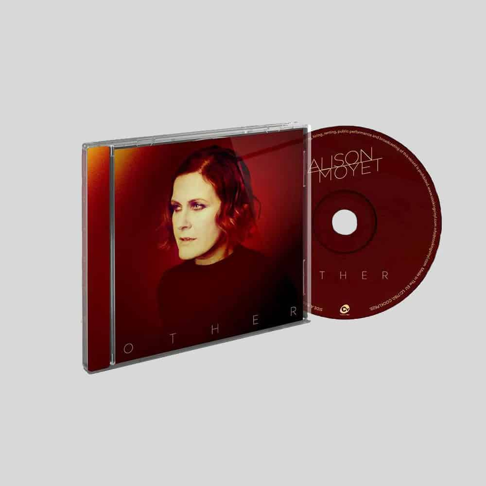 Buy Online Alison Moyet - Other CD (W/ Signed A4 Lyric Print)