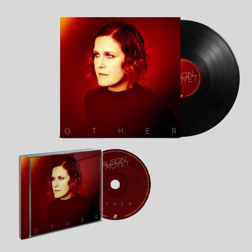Buy Online Alison Moyet - Other CD & Signed LP Bundle