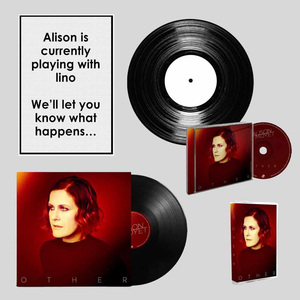 Buy Online Alison Moyet - Other Super Deluxe Bundle