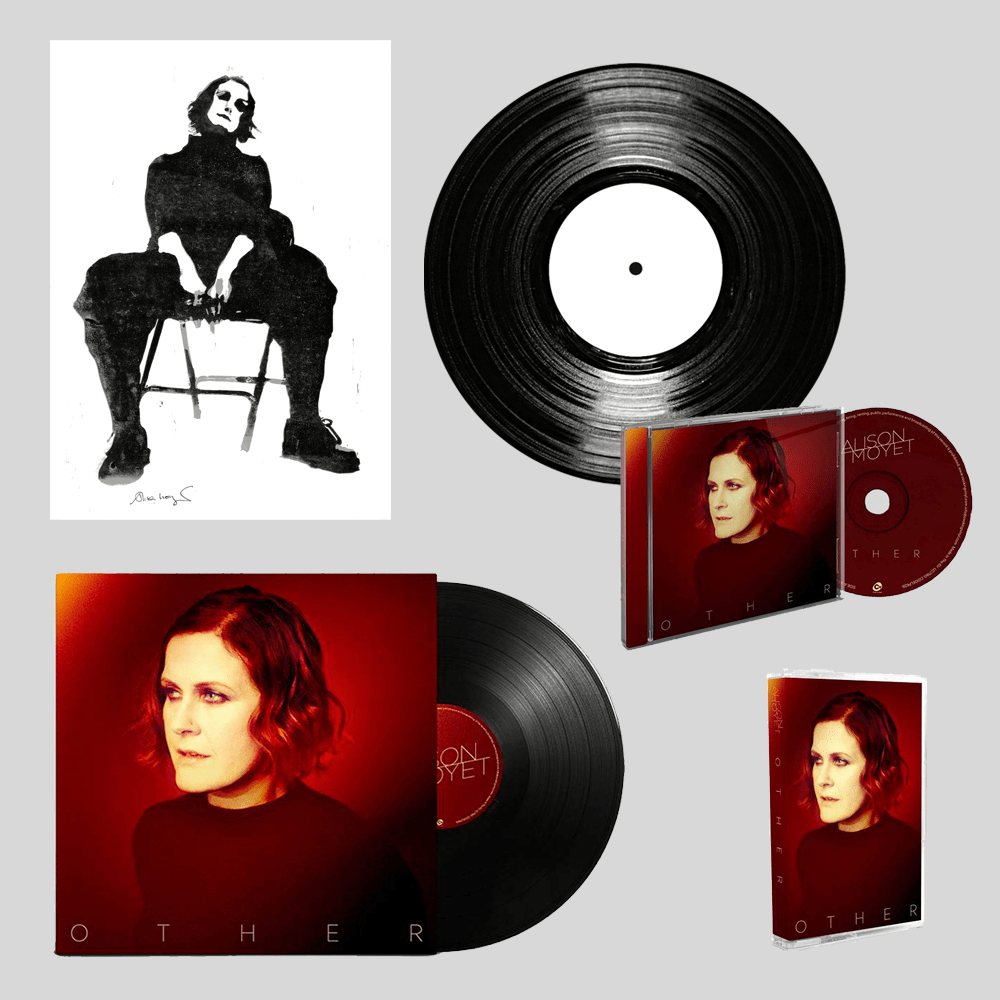 Buy Online Alison Moyet - Other Super Deluxe Bundle