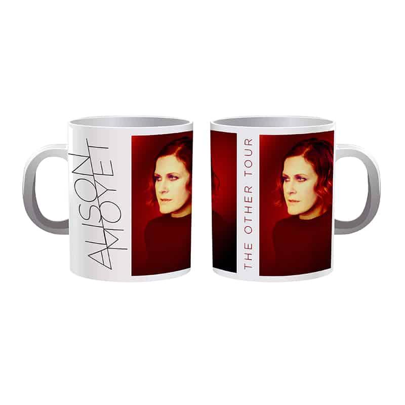 Buy Online Alison Moyet - Tour Mug