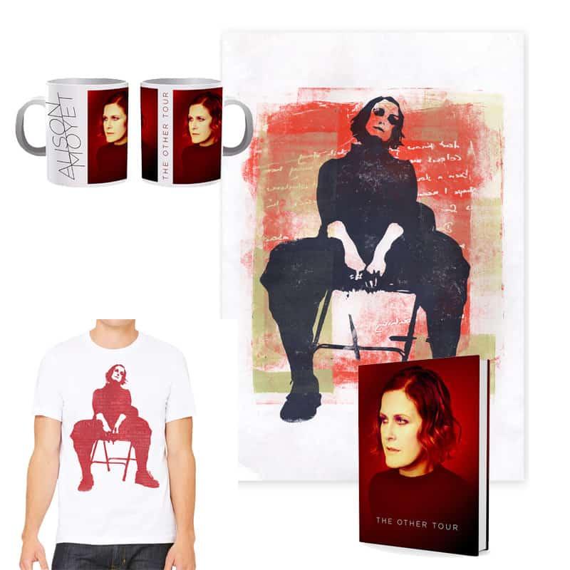 Buy Online Alison Moyet - Tour Bundle